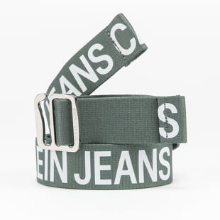 CALVIN KLEIN JEANS Slider Tape Belt 35mm