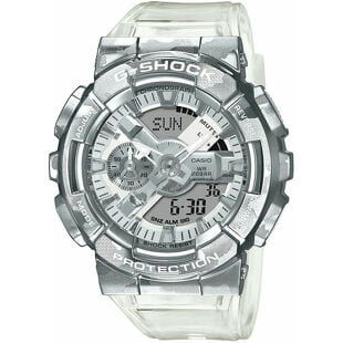 "Casio G-Shock GM 110SCM-1AER ""Skeleton Camouflage Series"""