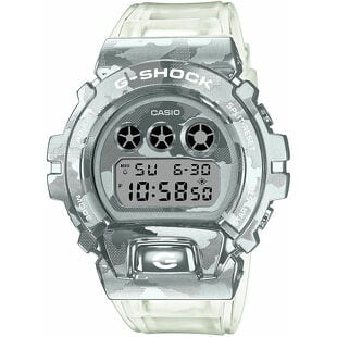 "Casio G-Shock GM 6900SCM-1ER ""Skeleton Camouflage Series"""