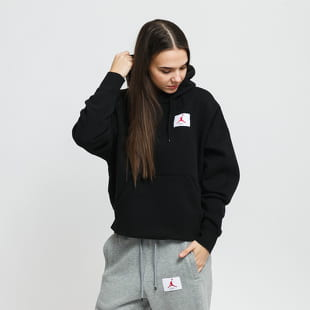 Jordan W J Flight Fleece PO GFX Hoody