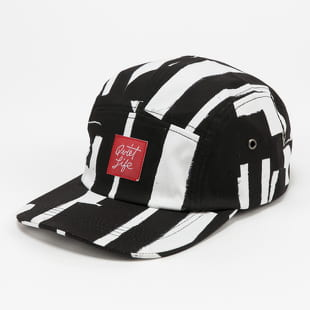 The Quiet Life Ekta 5 Panel Camper Cap
