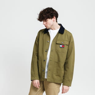 TOMMY JEANS M Badge Worker Jacket