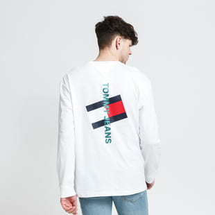 TOMMY JEANS M Vertical Logo LS