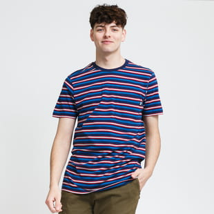Urban Classics Fast Stripe Pocket Tee