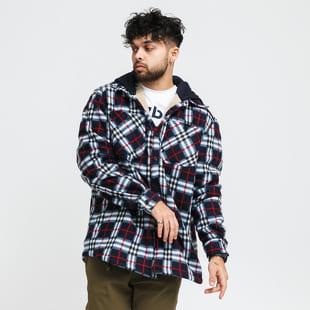Urban Classics Hooded Polar Fleece Overshirt