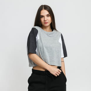 Urban Classics Ladies 3-Tone Short Oversize Tee