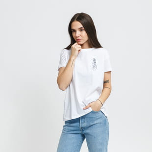 Urban Classics Ladies One Line Hand Box Tee
