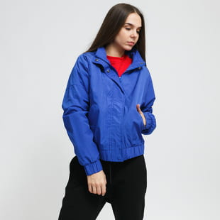 Urban Classics Ladies Oversized Shiny Crinkle Nylon Jacket