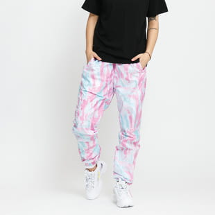 Urban Classics Ladies Tie Dye Track Pants