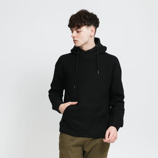Urban Classics Polar Fleece High Neck Hoodie