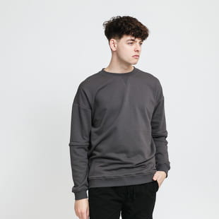 Urban Classics Zip Away Oversized Terry Crew