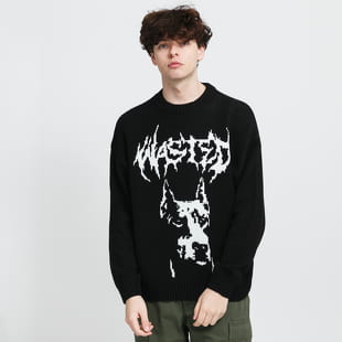 Wasted Paris Anger Sweater