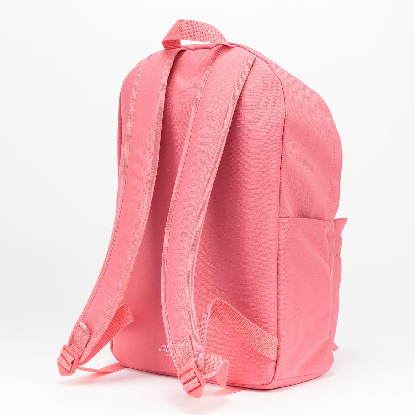 adidas Originals AC Classic Backpack tmavě růžový