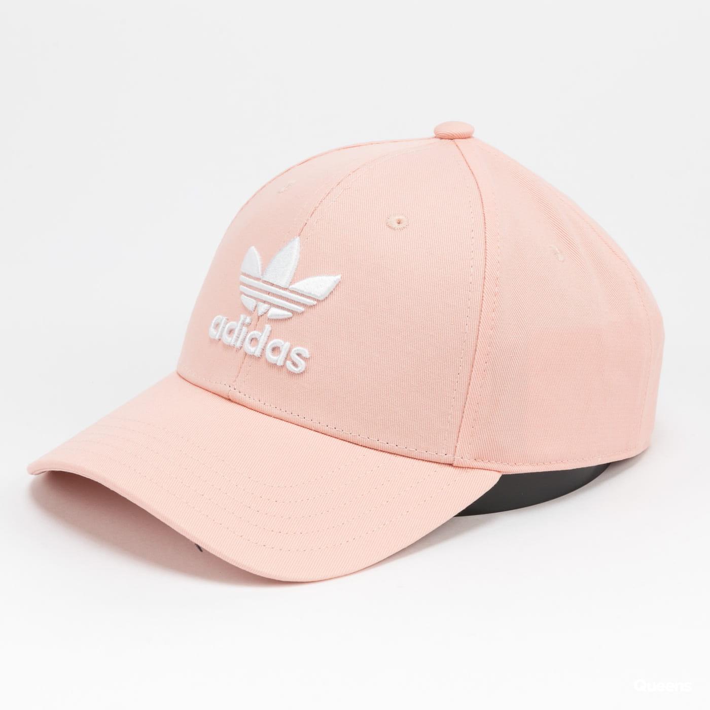 adidas Originals Baseball Classic Trefoil Cap pink