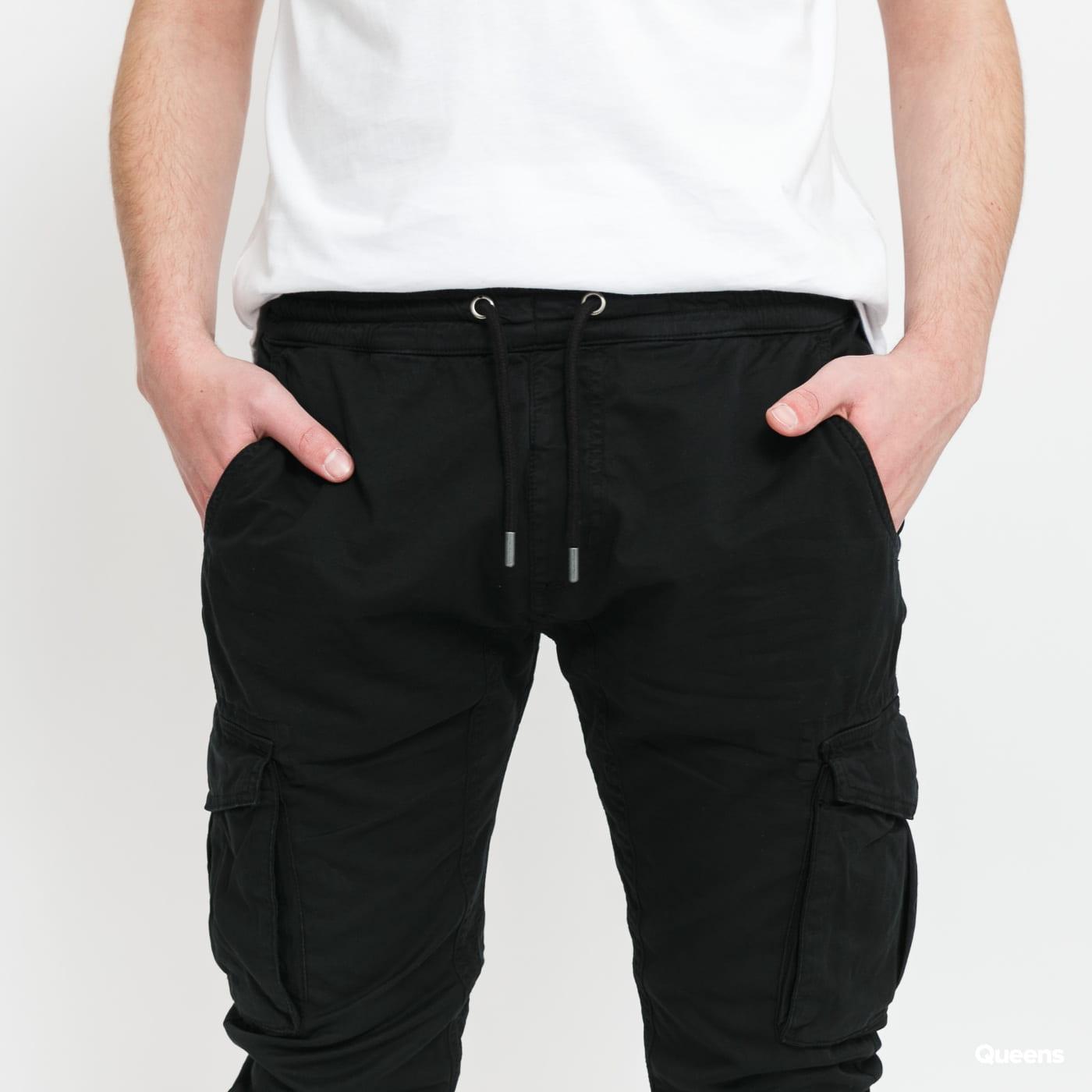 Alpha Industries Cotton Twill Jogger black