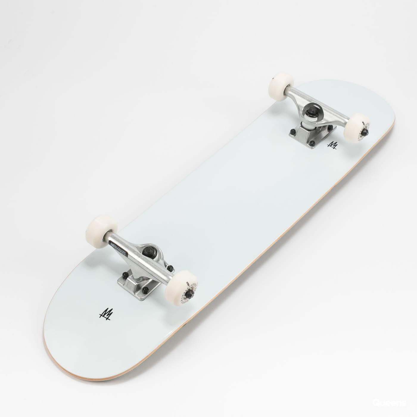 Ambassadors Komplet Skateboard Basic White bílý