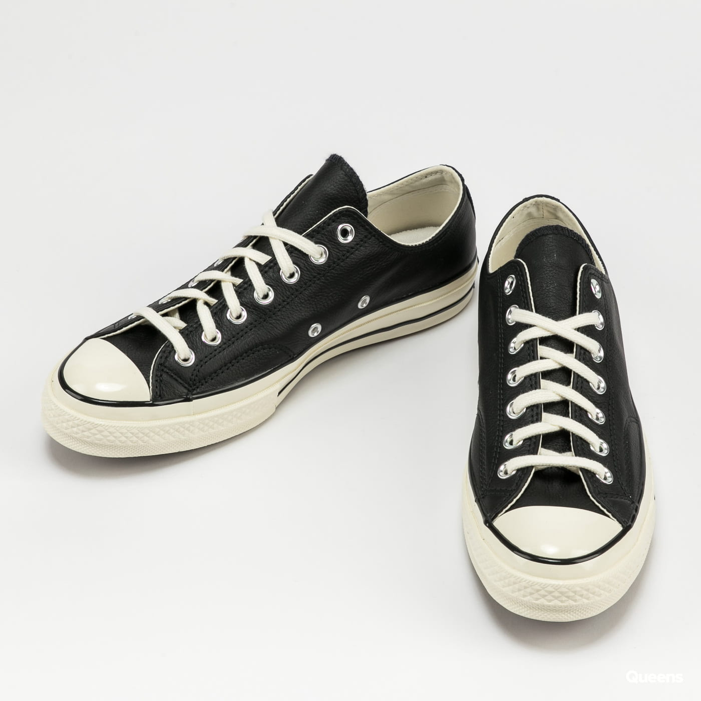 Converse Chuck 70 OX black / egret / egret