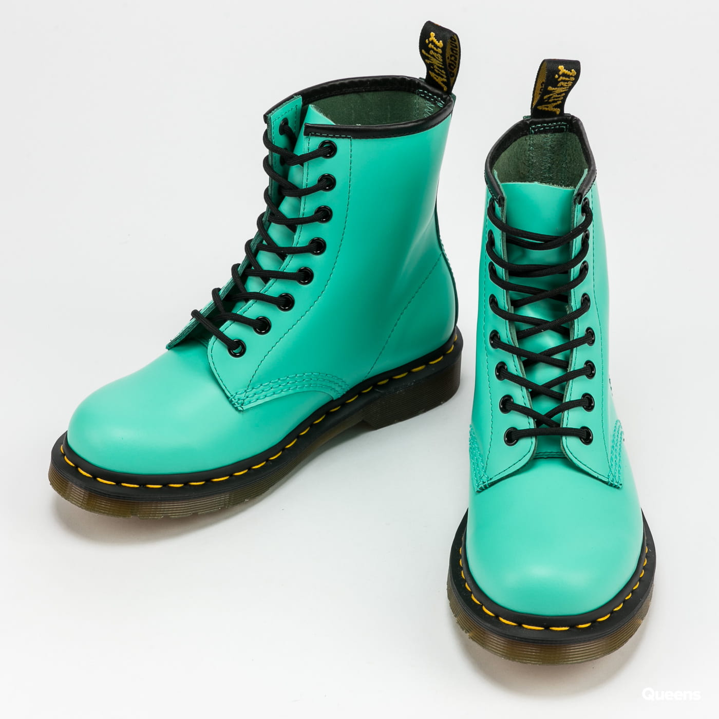 Dr. Martens 1460 peppermint green smooth
