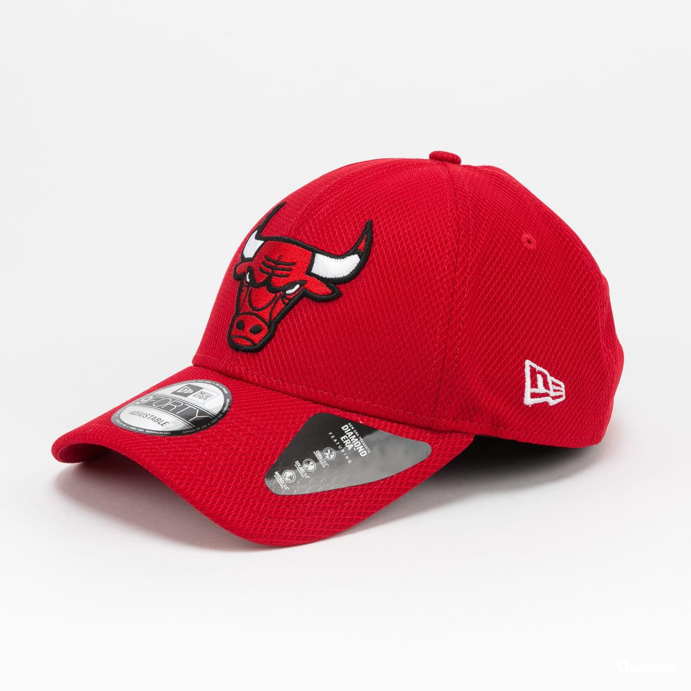 New Era 940 NBA Diamond Era Chicago red