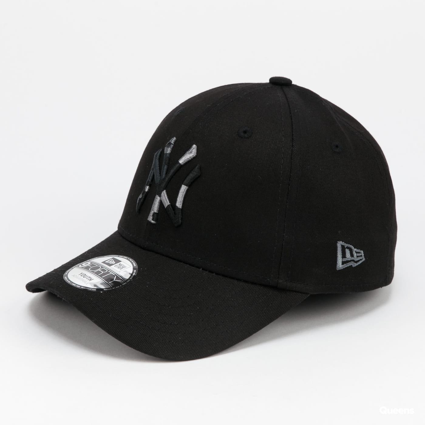 New Era 940K MLB Camo Infill NY black / camo gray