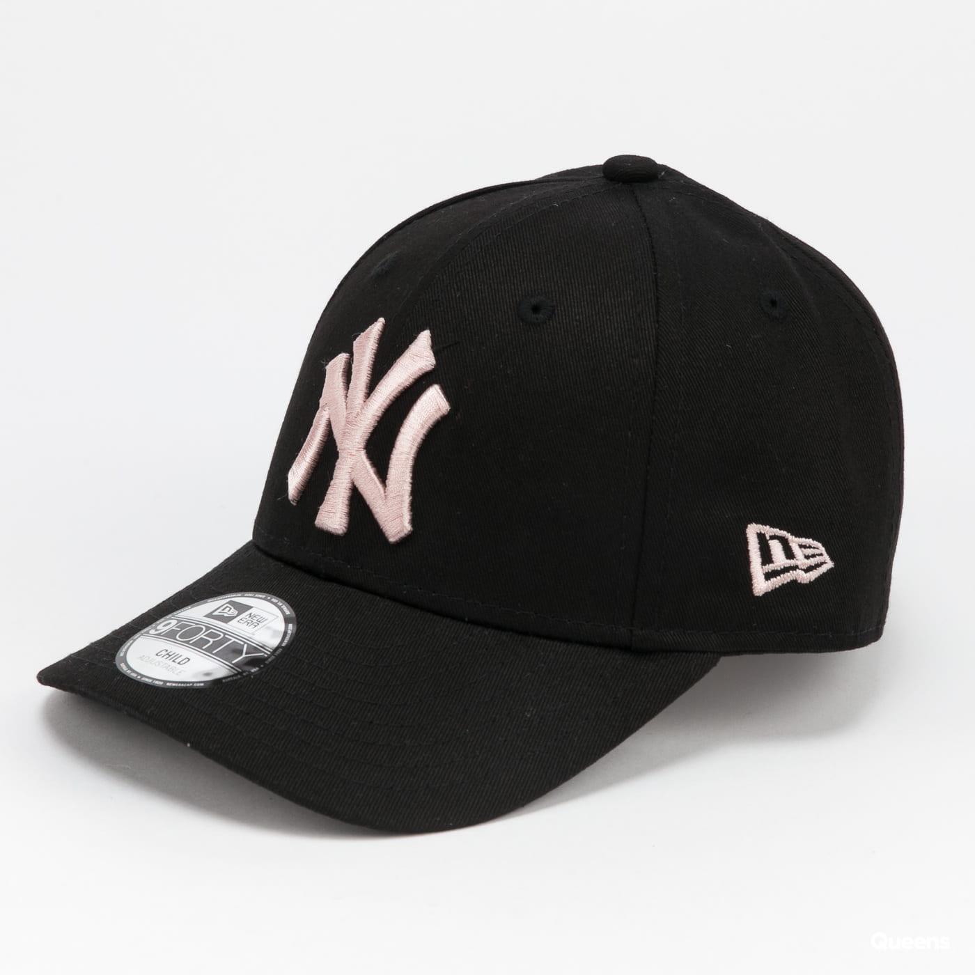 New Era 940K MLB CY Colour Essential NY black / light pink