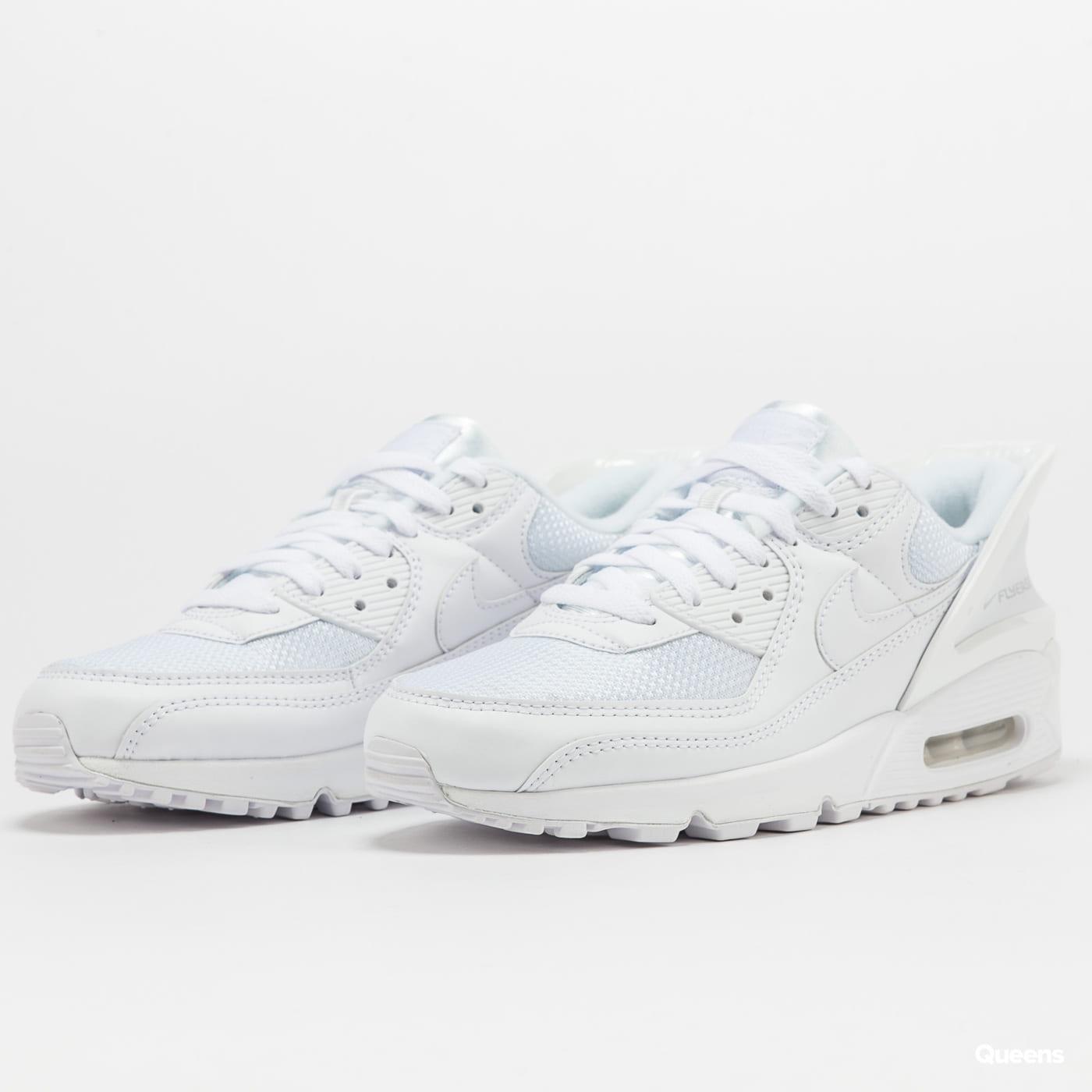 Nike Air Max 90 Flyease white / white - white