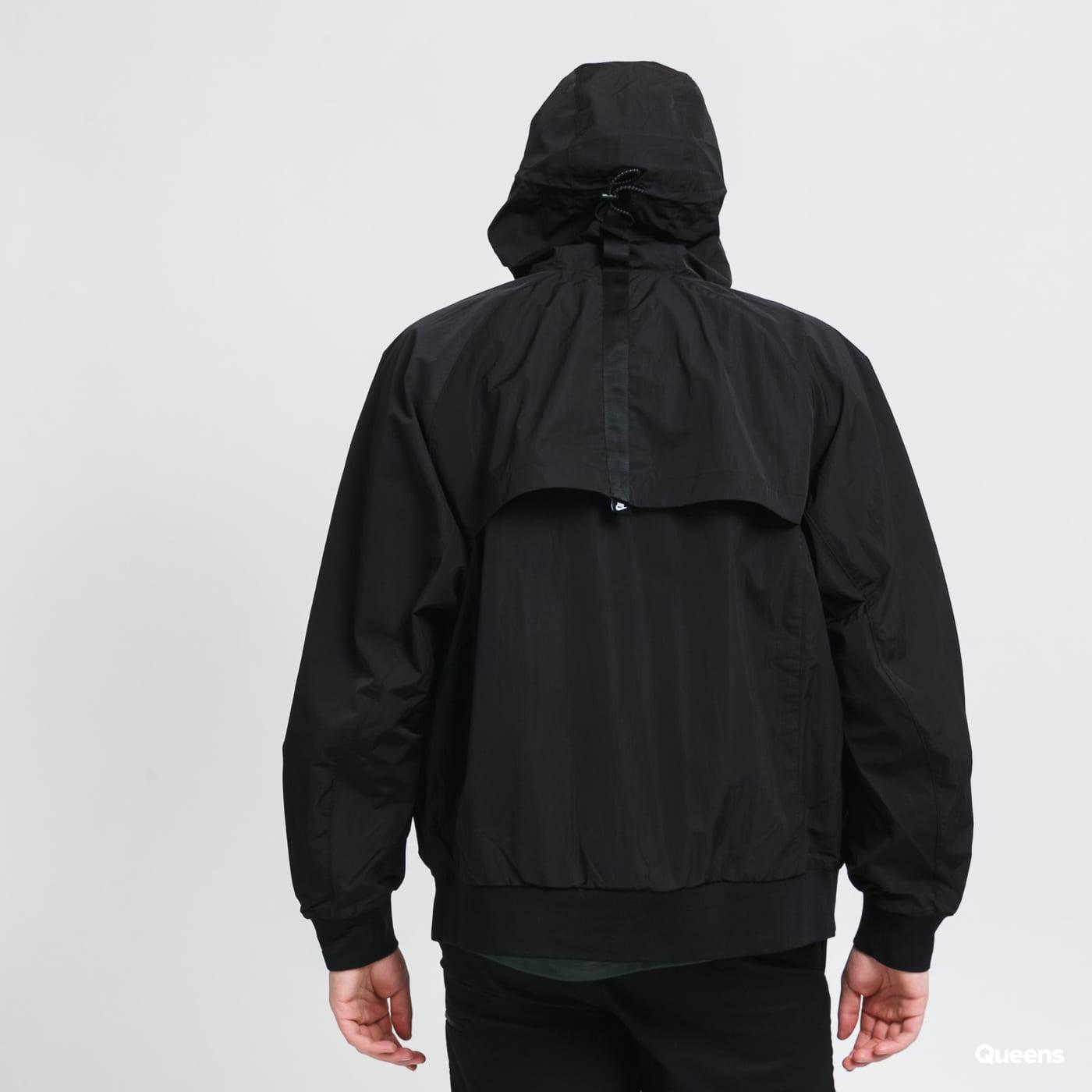 Nike M NSW Woven Windrunner Hooded Jacket černá