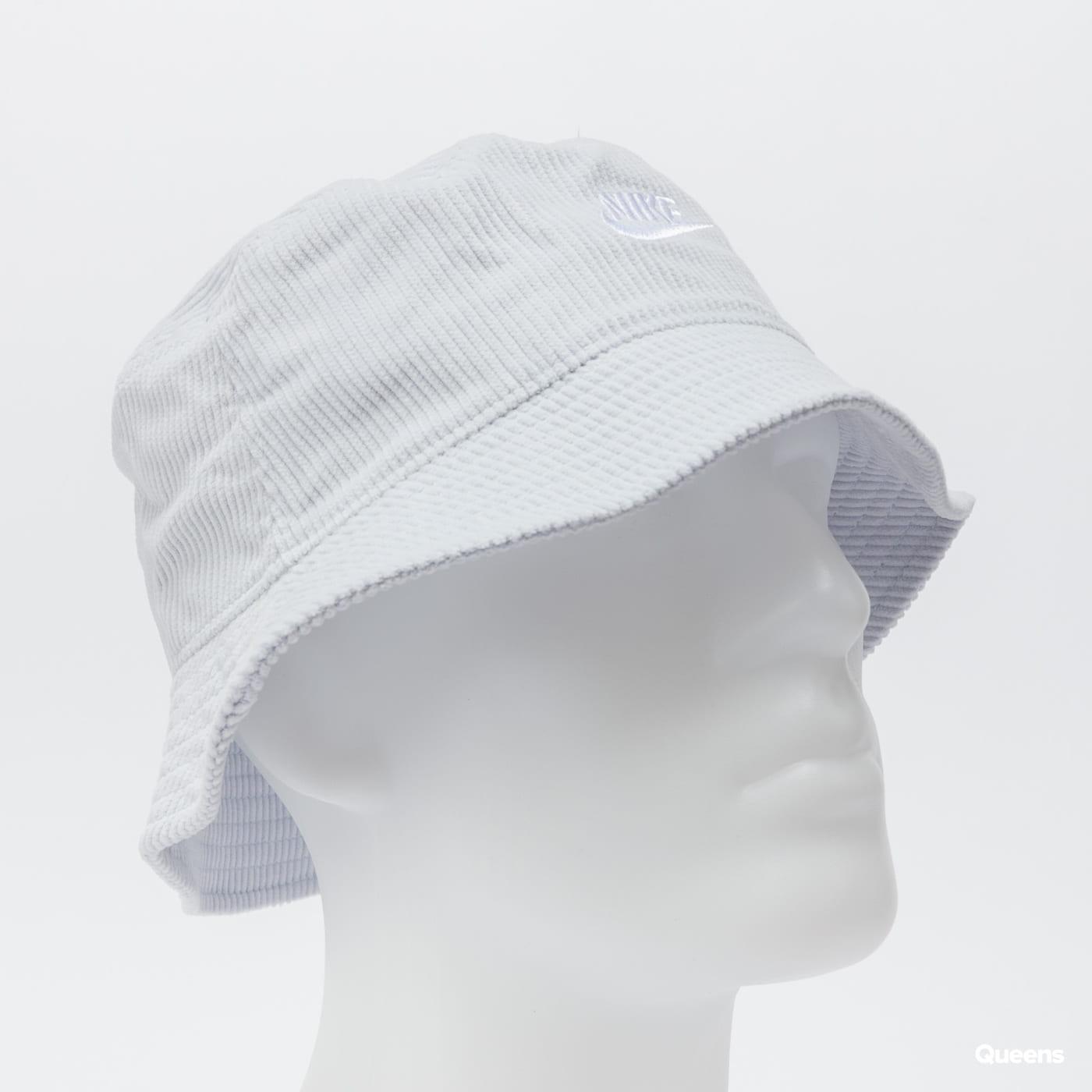 Nike U NSW Bucket Futura Corduroy světle modrý