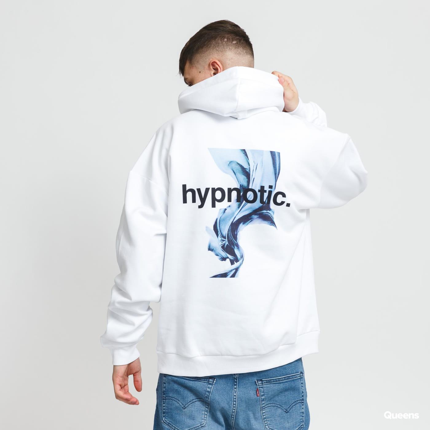 9N1M SENSE. Hypnotic Hoodie blue / turquoise