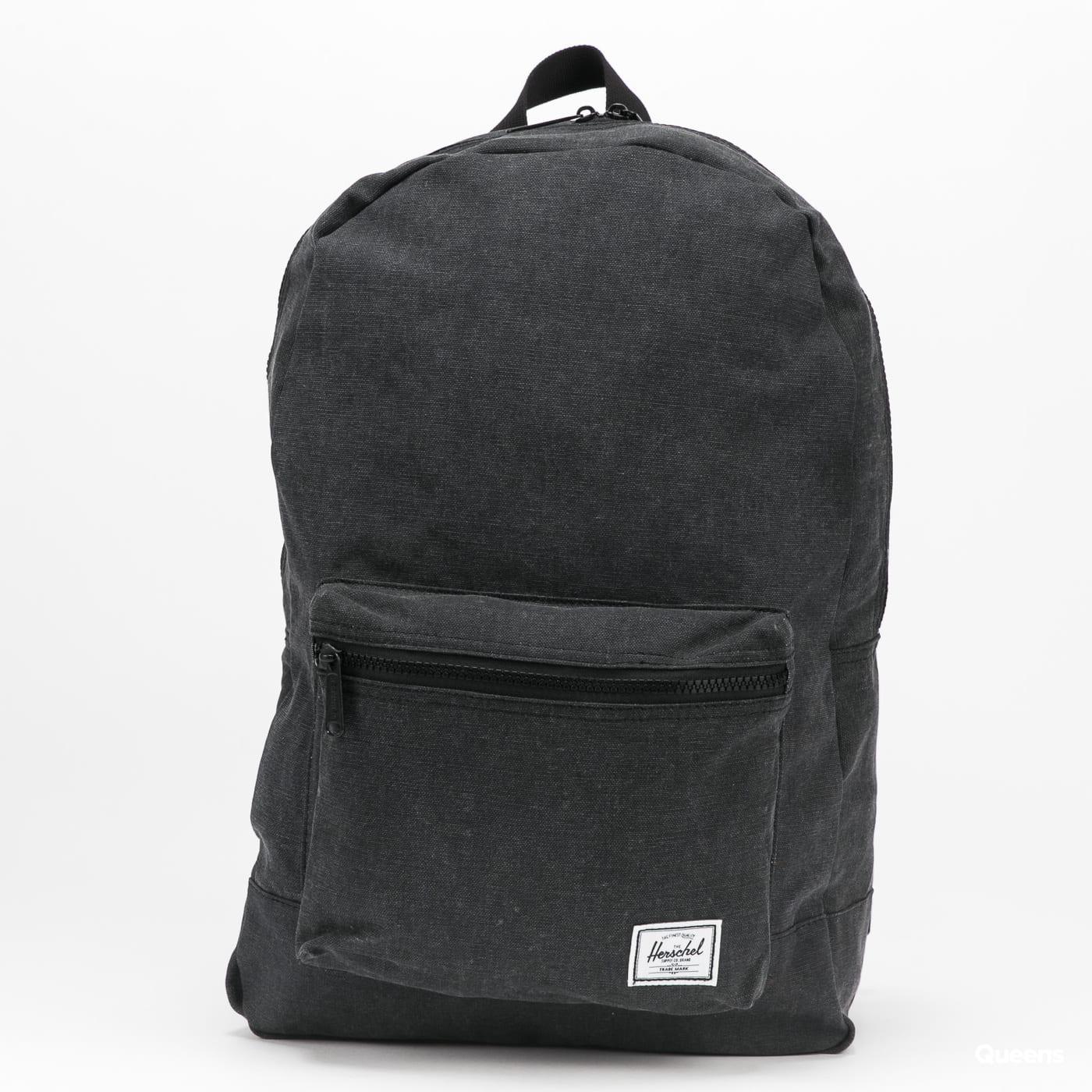 Herschel Supply CO. Cotton Casual Daypack melange černý