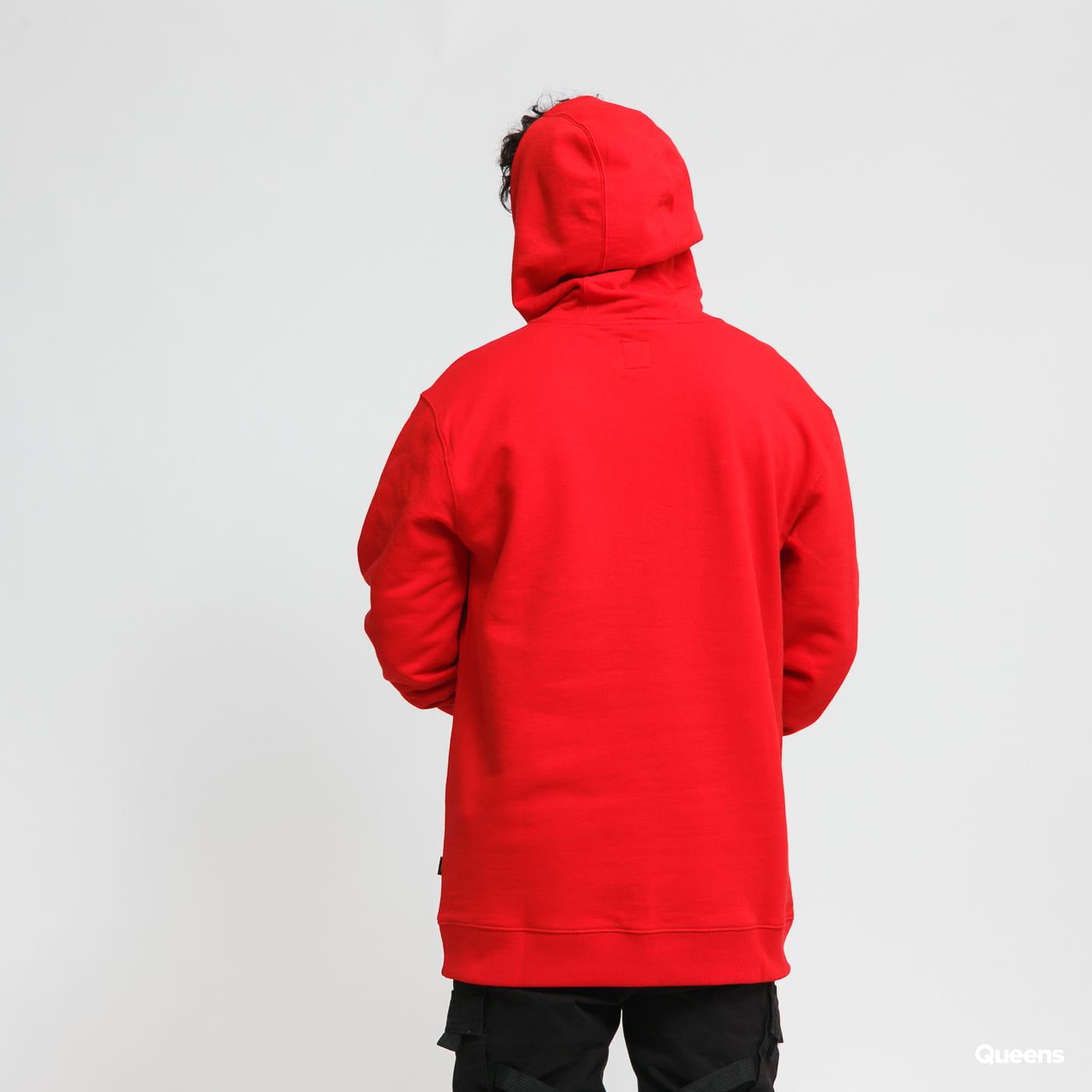 Vans MN Vans Classic Po Hoodie red