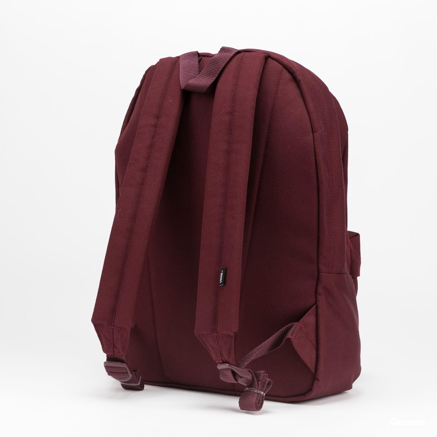 Vans Old Skool III Backpack bordeaux
