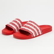 adidas Originals Adilette W ftwwht / vivred / ftwwht