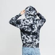 Champion Hooded sweatshirt black / white
