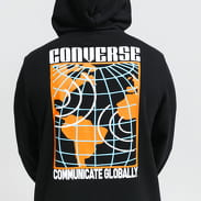 Converse Comunication Globally Hoodie gray / beige / pink / black