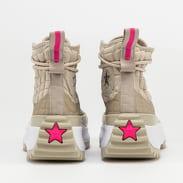 Converse Run Star Hike Hi string / hyper pink / white