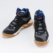 Jordan Delta Mid black / gym red - dark grey