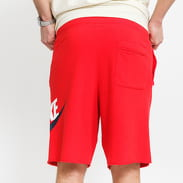 Nike M NSW HE Short FT Alumni červené