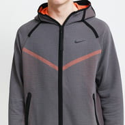 Nike M NSW Tech Pack WR Hoodie FZ tmavě šedá