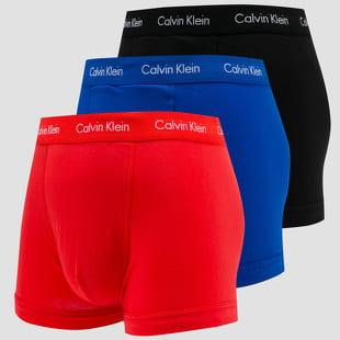 Calvin Klein 3er-Pack Trunks Cotton Stretch