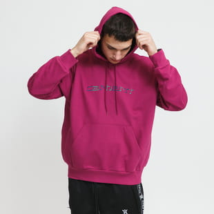 Carhartt WIP Hooded Shadow Script Sweat