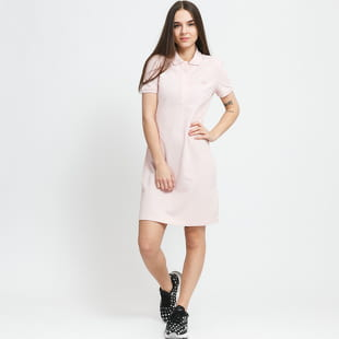 LACOSTE Piqué Polo Dress
