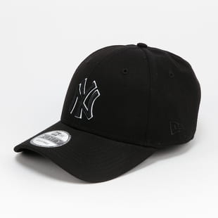 New Era 940 MLB Black Base NY