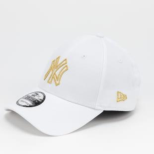 New Era 940 MLB Metallic Logo NY