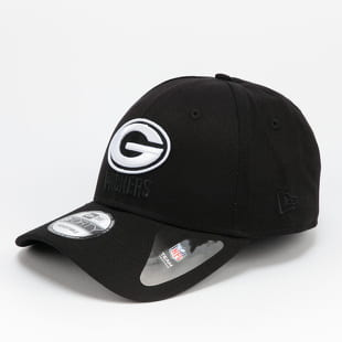 New Era 940 NFL Black Base Green Bay Packers