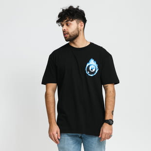 Pink Dolphin 8-Ball Flame Tee