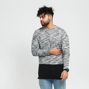 Pink Dolphin Marble Weave Lightweight Sweater