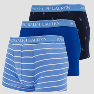 Polo Ralph Lauren 3Pack Stretch Cotton Classic Trznks
