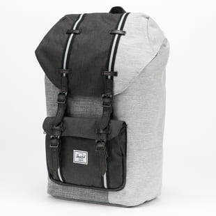 Herschel Supply CO. Little America Raven Crosshatch