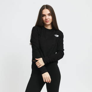 The North Face W LS Crop Tee